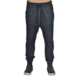 Men's Harem Trousers Hip Hop Nice Drop Joggers Dark Grey|https://ak1.ostkcdn.com/images/products/18549803/P24650390.jpg?impolicy=medium