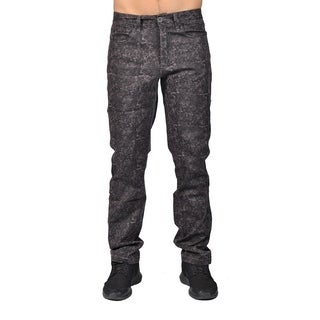 Dirty Robbers Camo Military Design Joggers Chino Pants Charcoal Camo (4 options available)