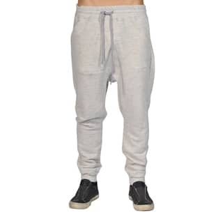 Men's Harem Trousers Hip Hop Nice Drop Joggers Heather Grey|https://ak1.ostkcdn.com/images/products/18549829/P24650454.jpg?impolicy=medium
