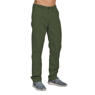 Dirty Robbers Fashion Chino Pants Straight Fit Olive