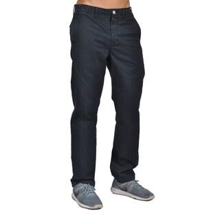 Eight Penny Nails Brand Men's Fashion Chino Pants Black