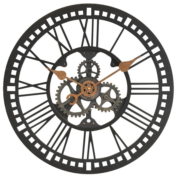 FirsTime® Roman Gear Wall Clock