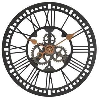 FirsTime® Roman Gear Wall Clock