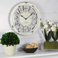 FirsTime® Antique Contour Wall Clock - 10""