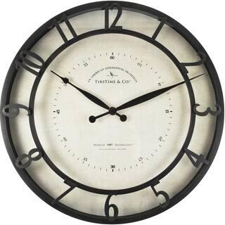 FirsTime® Kensington Wall Clock