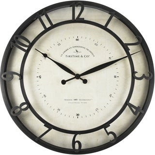 FirsTime® Kensington Wall Clock