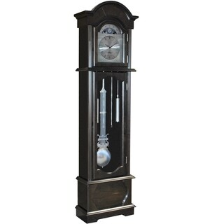 FirsTime® Espresso Grandfather Clock