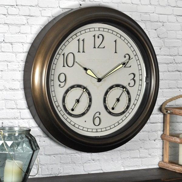 Home Goods Clocks: Shop FirsTime® LED Trellis Clock
