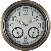 FirsTime® LED Trellis Clock
