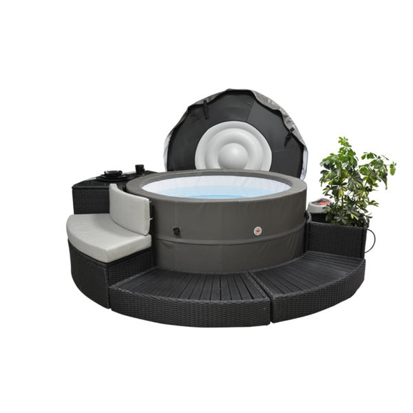 Swift Current V2 and Surround Furniture Package - Coffee