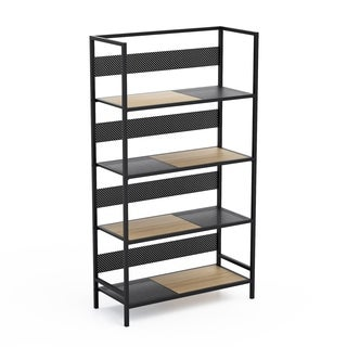 Doheny 4-Tier Folding Shelf