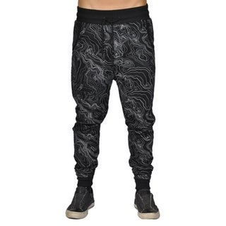 ARSNL Men's Fashion Slant Pocket Joggers