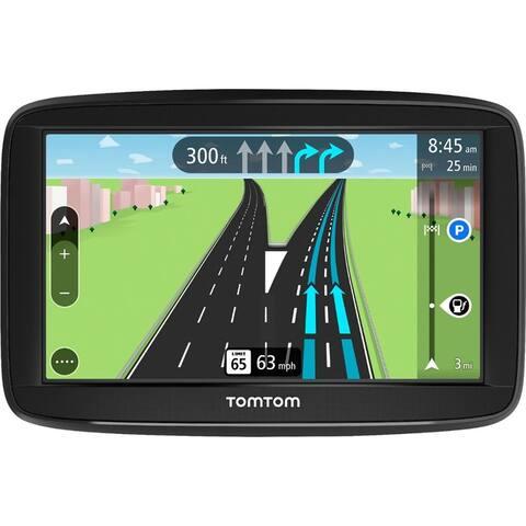 Tomtom VIA 1525M Automobile Portable GPS Navigator - Mountable, Portable