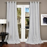 Lambrequin Metro Cotton Curtain Panel
