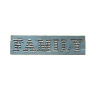 Galvanized Family Sign|https://ak1.ostkcdn.com/images/products/18573344/P24676215.jpg?impolicy=medium