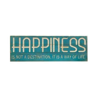 Happiness Wood Sign|https://ak1.ostkcdn.com/images/products/18573349/P24676216.jpg?impolicy=medium