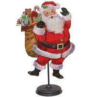 Gift Santa Pedestal