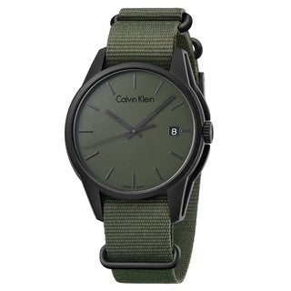 Calvin Klein Tone K7K514WL Men's Watch