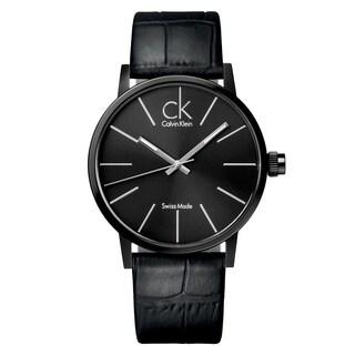 Calvin Klein Post-Minimal K7621401 Men's Watch