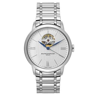 Baume and Mercier Classima Executives MOA10275 Men's Watch|https://ak1.ostkcdn.com/images/products/18573827/P24676611.jpg?impolicy=medium