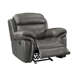 Kent Leather Power Glider Recliner