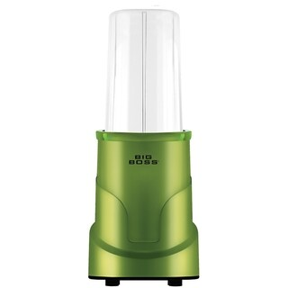 Big Boss 300 Watt Personal Countertop Multi Blender (Option: Green)