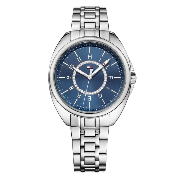 b67957f62fecc6 Shop Tommy Hilfiger Charlee Women s Watch - Free Shipping Today -  Overstock.com - 18574488