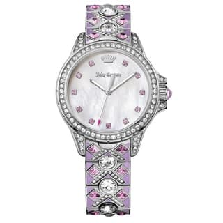Juicy Couture Malibu 1901435 Women's Watch|https://ak1.ostkcdn.com/images/products/18574494/P24677176.jpg?impolicy=medium