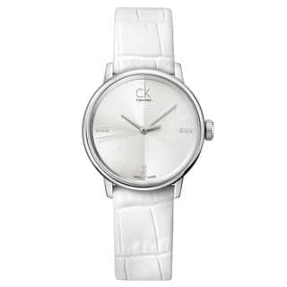 Calvin Klein Accent K2Y2Y1KW Women's Watch https://ak1.ostkcdn.com/images/products/18574531/P24677207.jpg?impolicy=medium