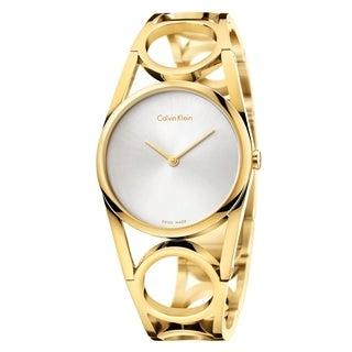 Calvin Klein Round K5U2M546 Women's Watch