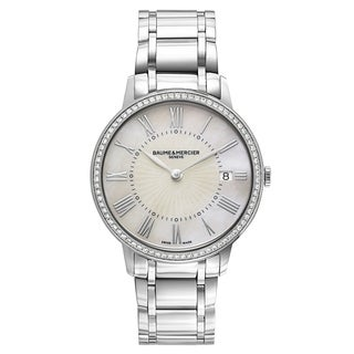 Baume and Mercier Classima Executives MOA10227 Women's Watch