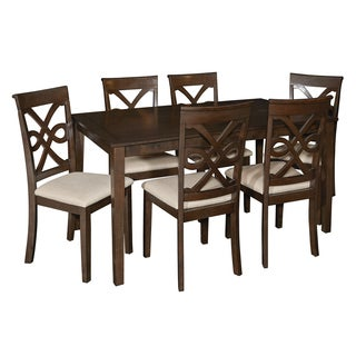 Leighton 7PC Dining Set-ships all in 1 carton