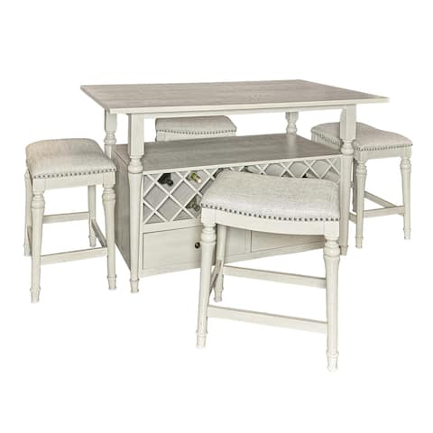 Hayes 5 Piece Counter Set