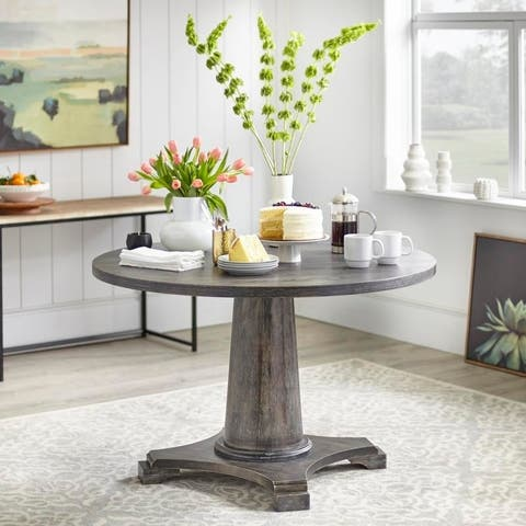 angelo:HOME Ariane Dining Table - Grey