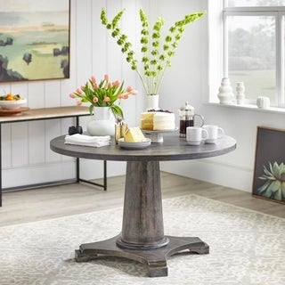 angelo:HOME Ariane Dining Table - Grey - N/A