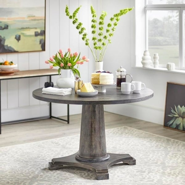angelo:HOME Ariana Dining Table - Grey
