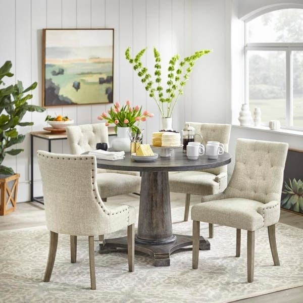 Angelo Home Ariana Dining Table Overstock 18588369