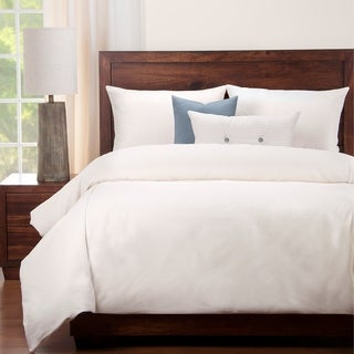Revolution Plus Everlast Cream Stain Resistant Duvet Set