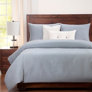 Revolution Plus Everlast Fog Grey Stain Resistant Luxury Duvet Set