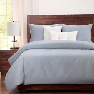 Link to Revolution Plus Everlast Fog Grey Stain Resistant Luxury Duvet Set Similar Items in Duvet Covers & Sets