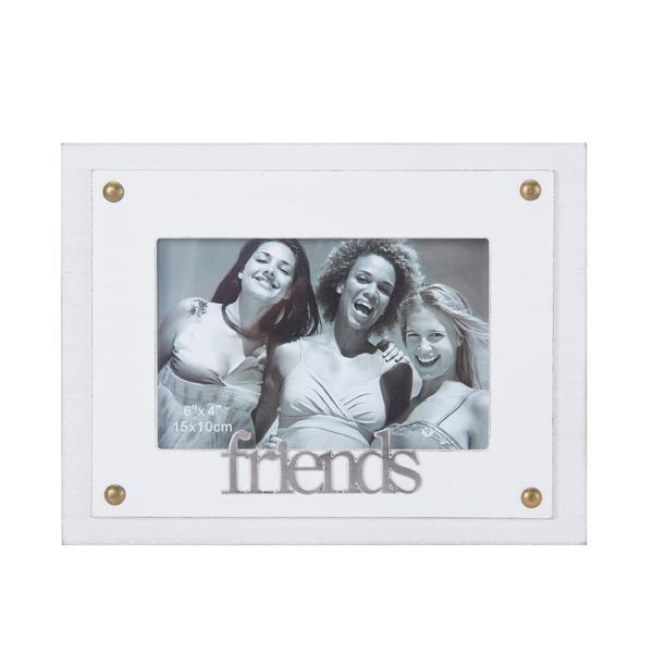 Melannco 8x7 Inch Tabletop Friends Frame - Free Shipping On Orders ...