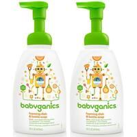 Babyganics Foaming Dish & Bottle Soap - Citrus - 16 oz - 2 pk