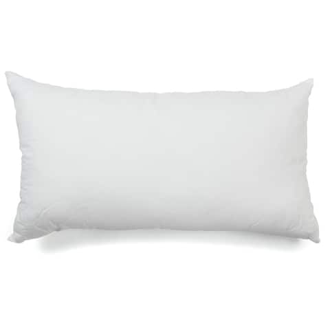 Cottage Home Down Alternative Pillow - White