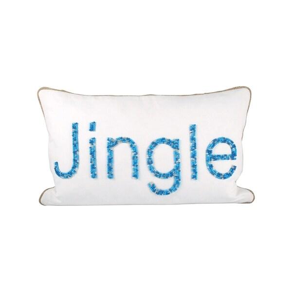 Pomeroy Jingle Pillow