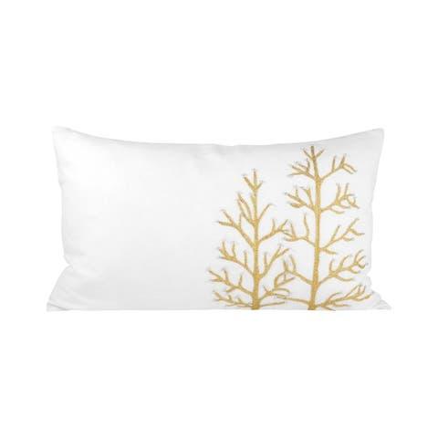 Pomeroy Winter Glitter Pillow