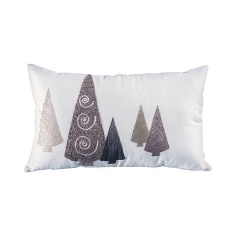 Pomeroy Modern Trees Lumbar Pillow