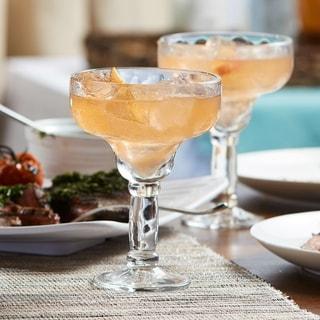 Libbey Yucatan 4-piece Margarita Glass Set