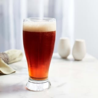 Libbey Pub Beer Glasses, Set of 12