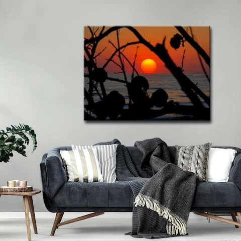 Ready2HangArt 'Sun Soaked' Coastal Canvas Wall Art