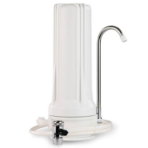 iSpring Countertop Water Filter CKC1C/CKC1 ,filter cartridge included